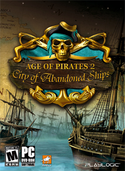 Age of Pirates 2: City of Abandoned Ships