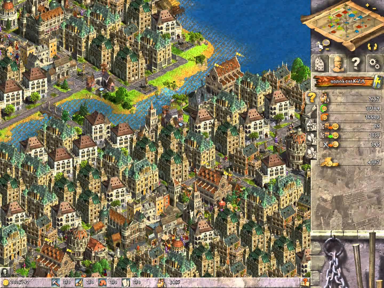 ... картинка скриншот из игры Anno 1503 4 ...