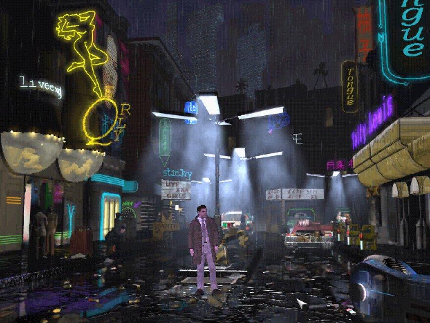 Игра Bladerunner Скачать Торрент - фото 9