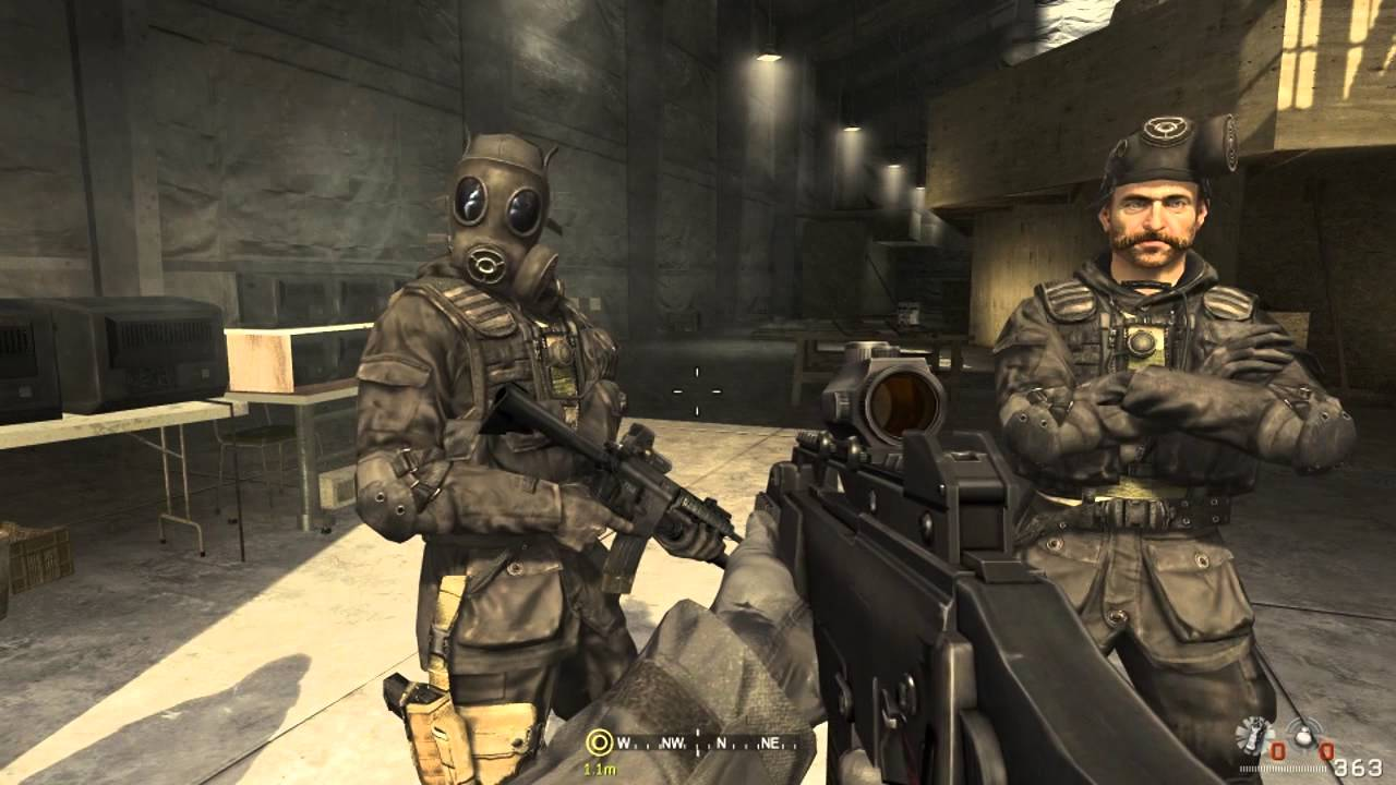 Call of Duty 4: Modern Warfare Patch Download