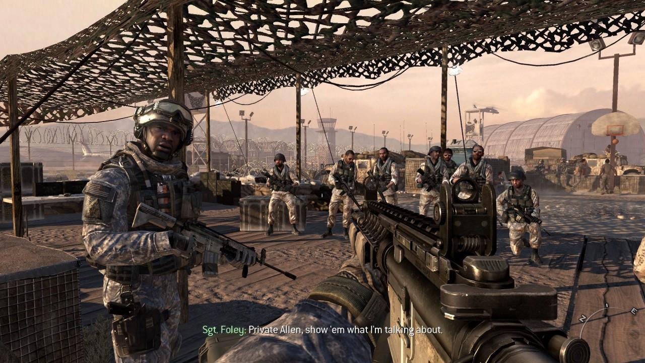 Modern warfare 2 скачать