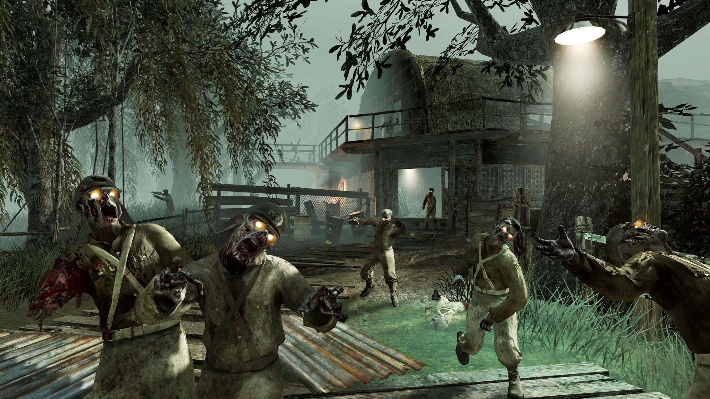 Call of Duty Zombies Wallpapers  WallpaperSafari