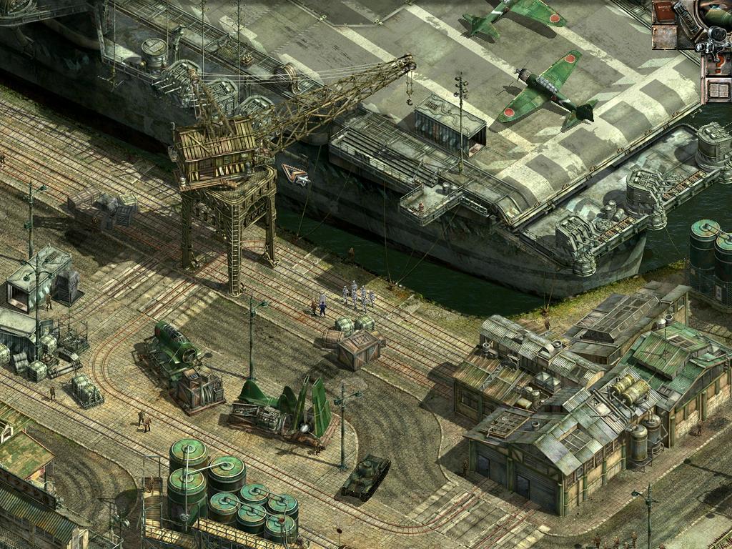 игра скачать торрент Commandos 2 - фото 8