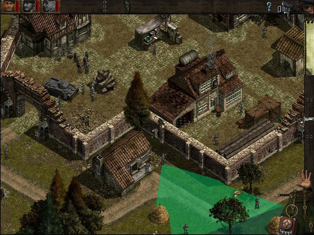 Commandos 1 Скачать Торрент - фото 11