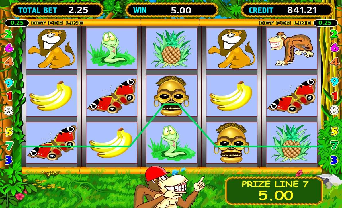 Игровые автоматы crazy mankey игровые аппараты бананы