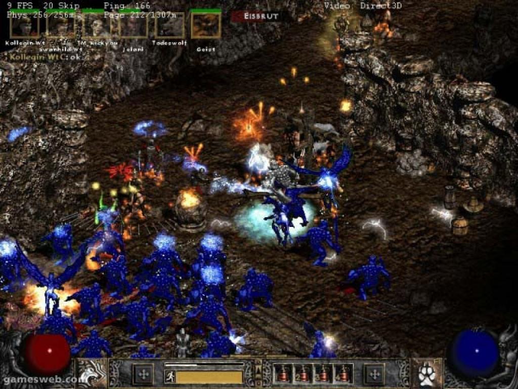 Diablo 2 оригинал скачать торрент - фото 11
