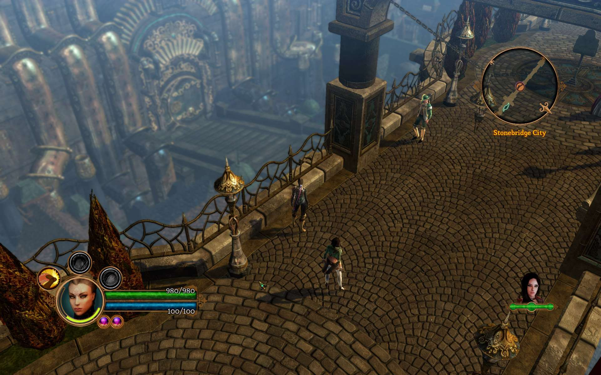 Dungeon siege 3 hentia exposed image