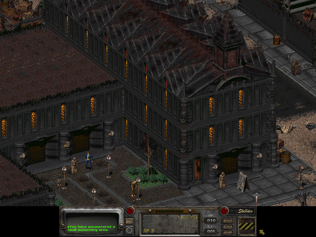 Скачать fallout 2 restoration project