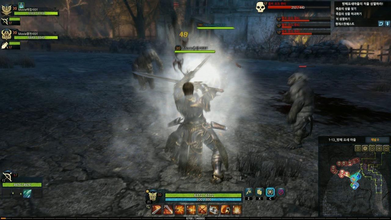 обзор игр аркад