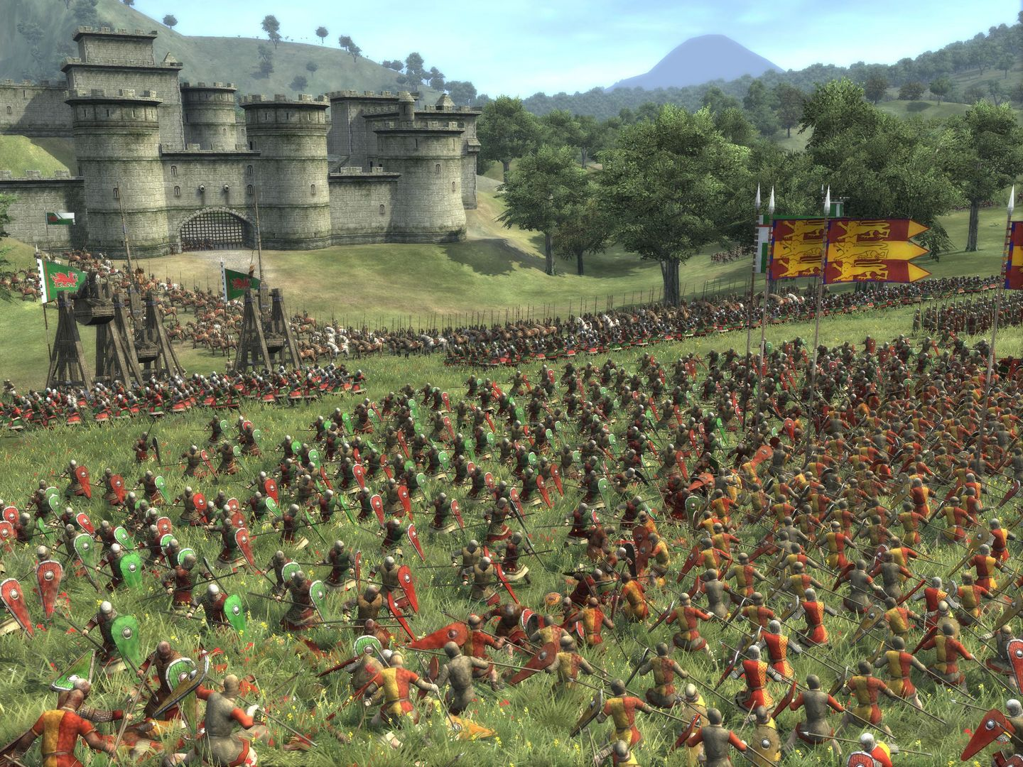 Torrent medieval total war.