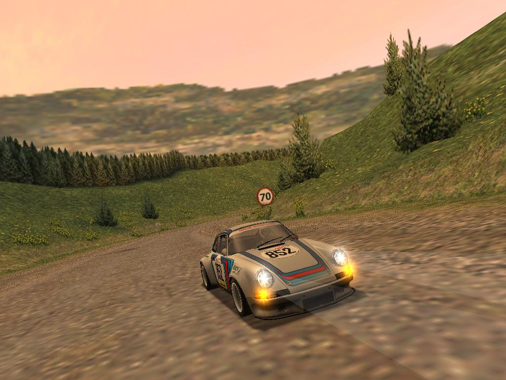 Need for Speed: Porsche Unleashed Nfs Porsche Unleashed 2