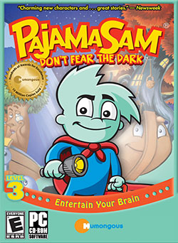 Pajama Sam: No Need to Hide When Its Dark Outside