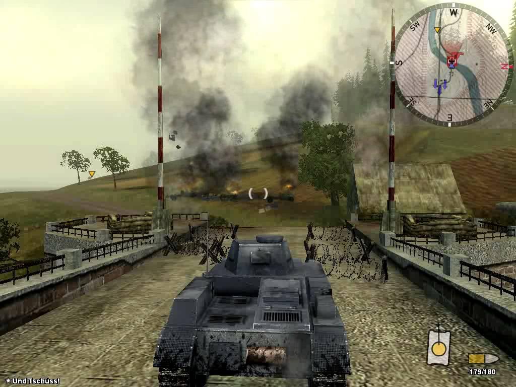 Скачать игру panzer elite action через торрент