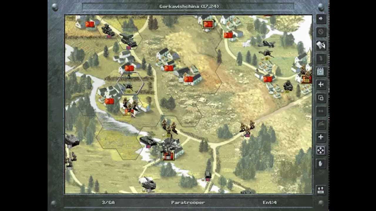 игра стратегия 2 мировая война