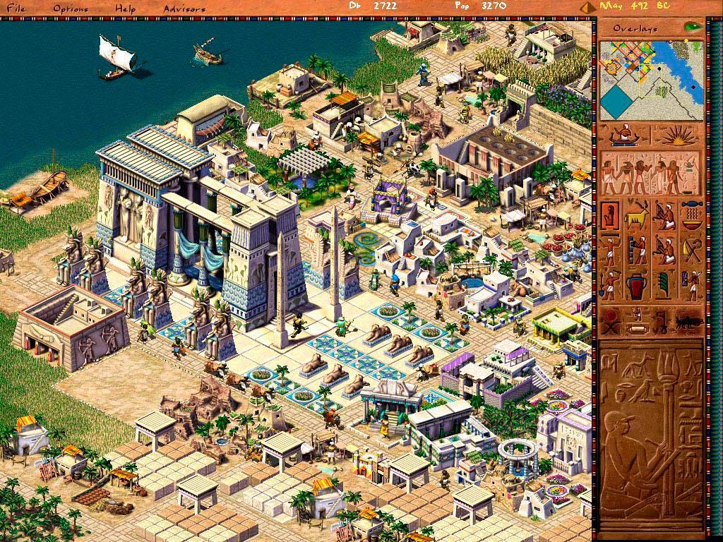 Pharaoh игра скачать торрент - фото 10