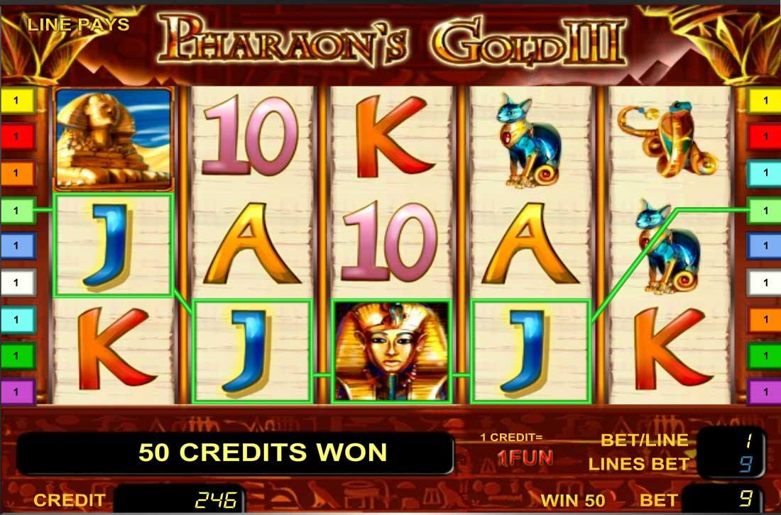 Игровой автомат Фараон 2 ( 2) - играть бесплатно в игровом клубе Вулкан