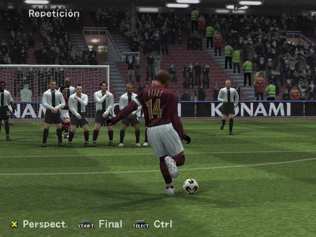 Pro Evolution soccer 5 Ps2 downloadable content