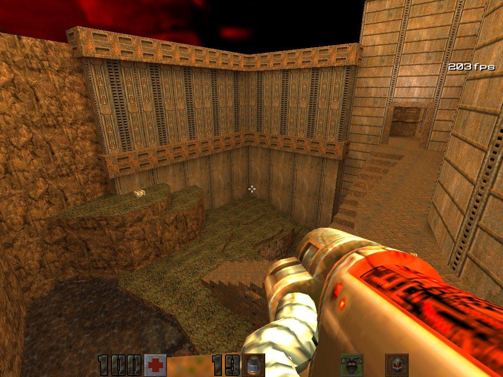 скачать игру Quake 2 - фото 10