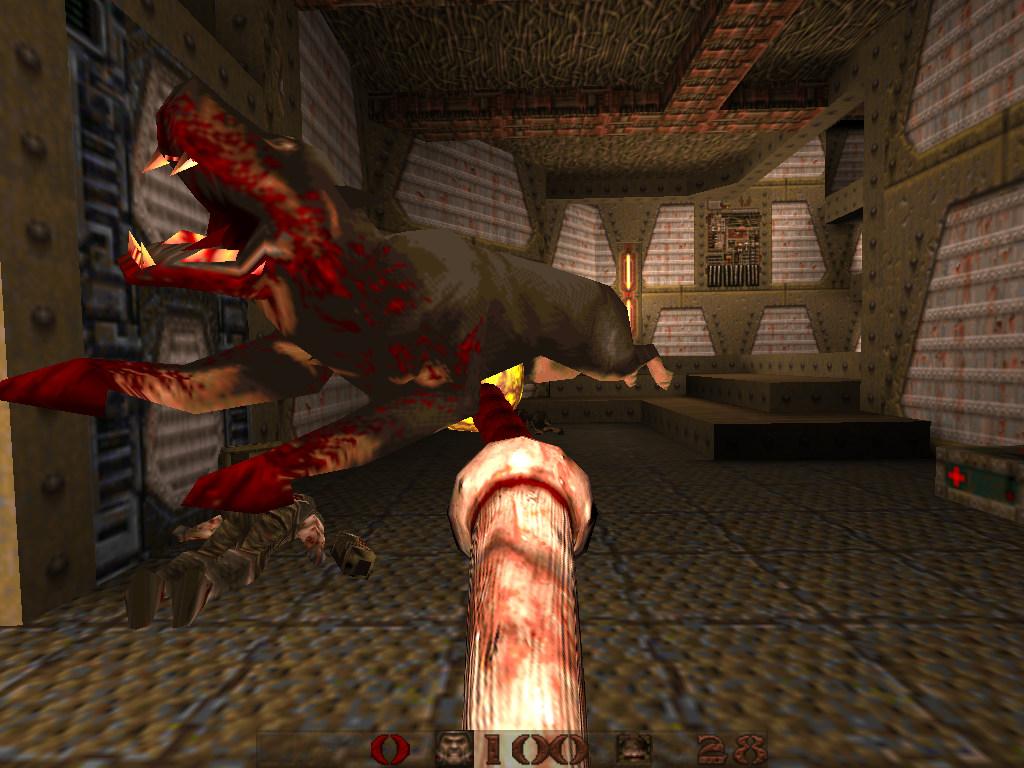 Quake скачать торрент русская версия - фото 6
