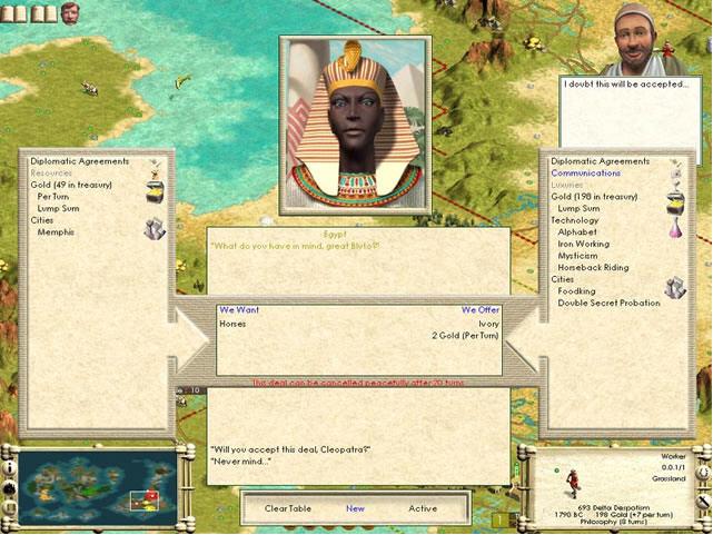 a description of the world civilization ii