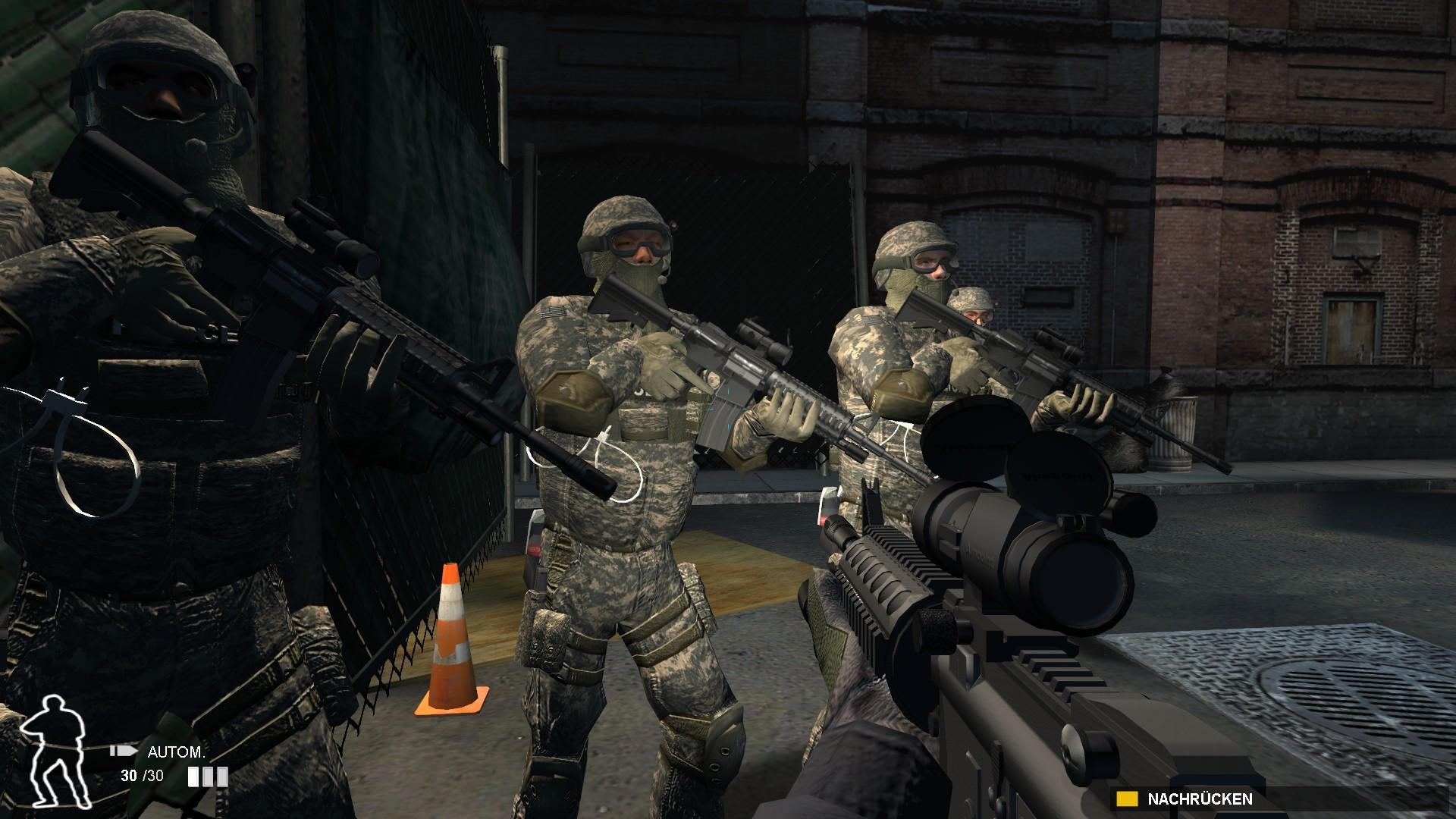 Swat 4 скачать моды
