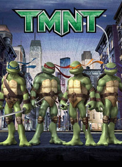 Teenage Mutant Ninja Turtles: The Video Game