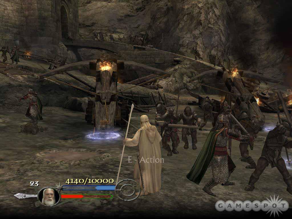 Скачать игру the lord of rings короля через торрент игру