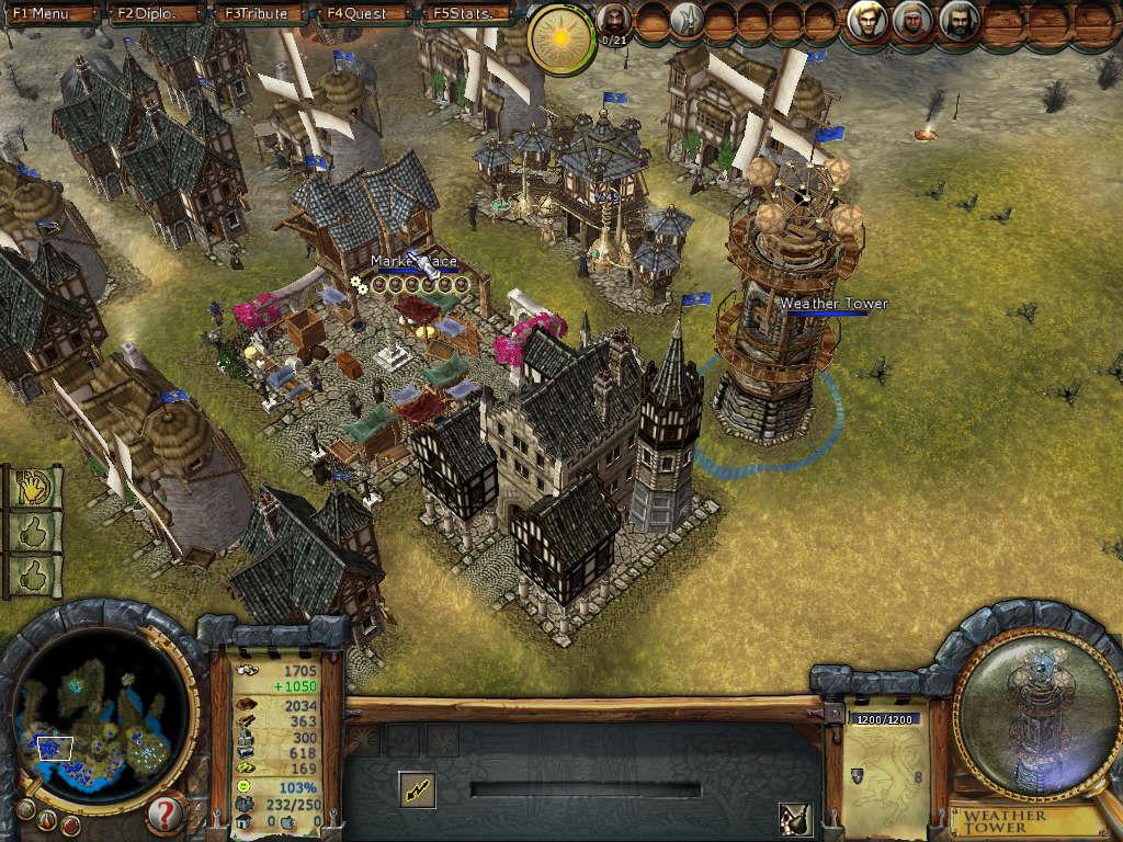 скачать игру Settlers 5 через торрент бесплатно на русском - фото 4