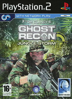 Tom Clancys Ghost Recon: Jungle Storm