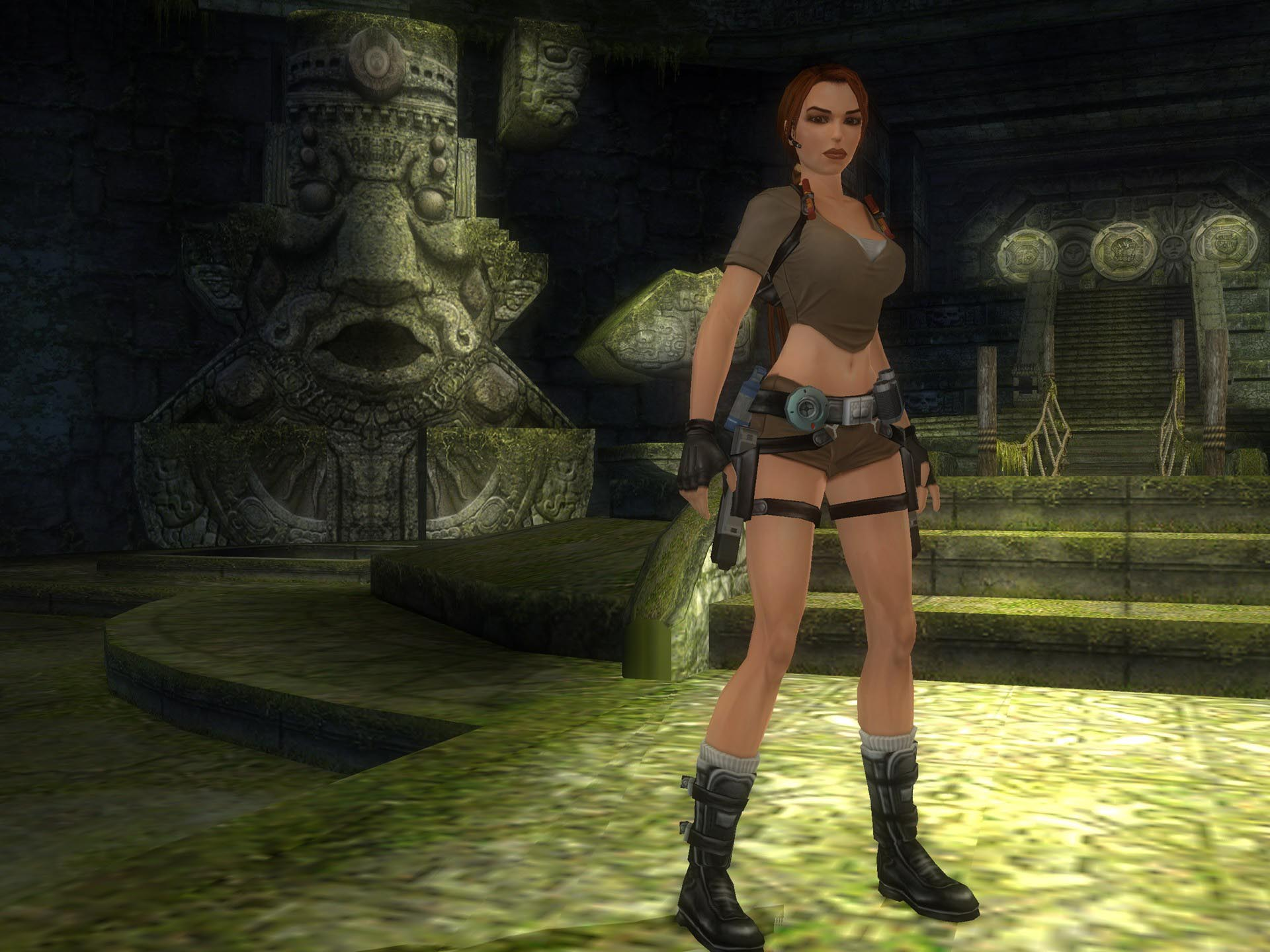 Lara croft and monster sex naked picture