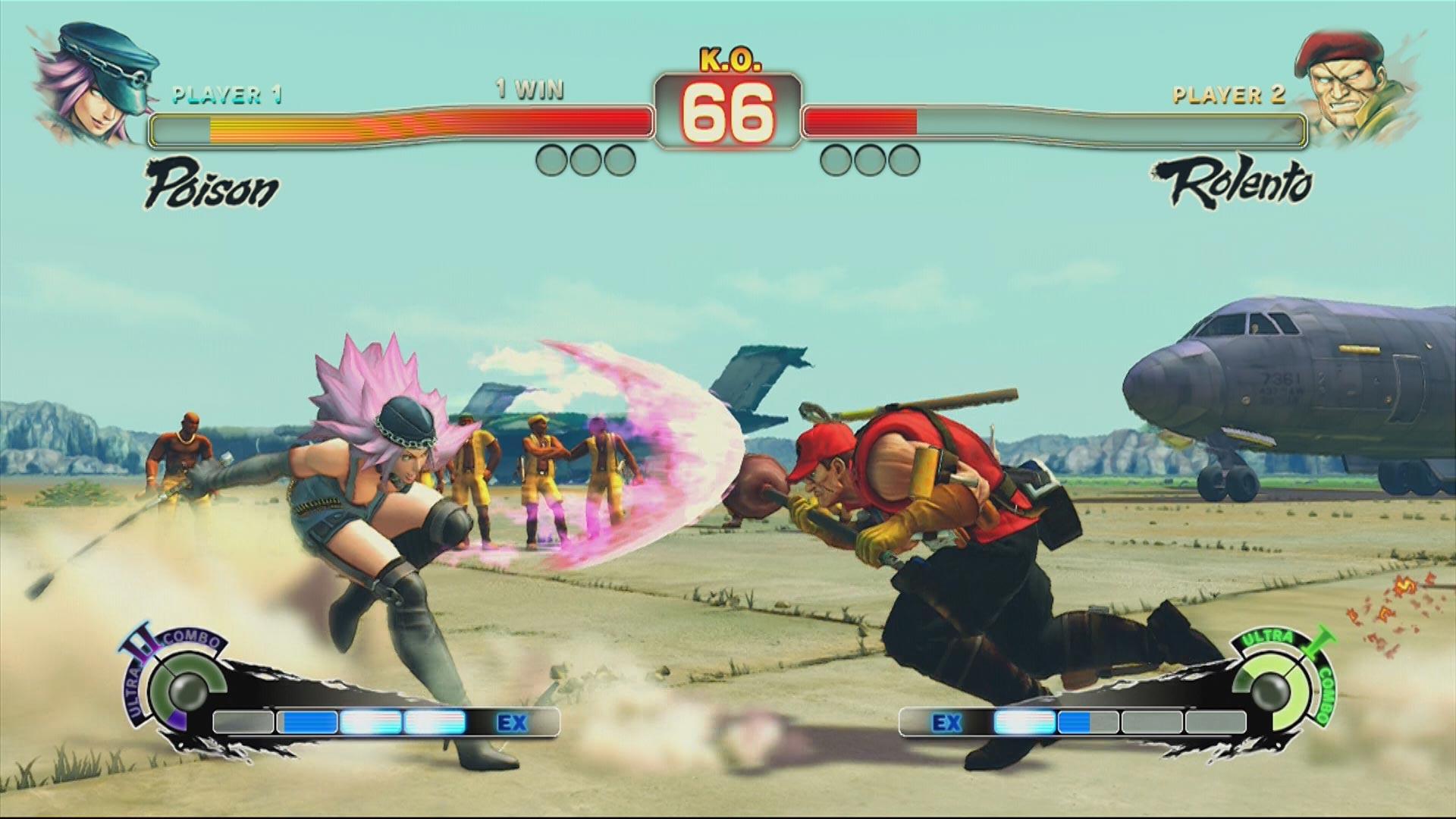 Street fighter 4 как сделать полный экран