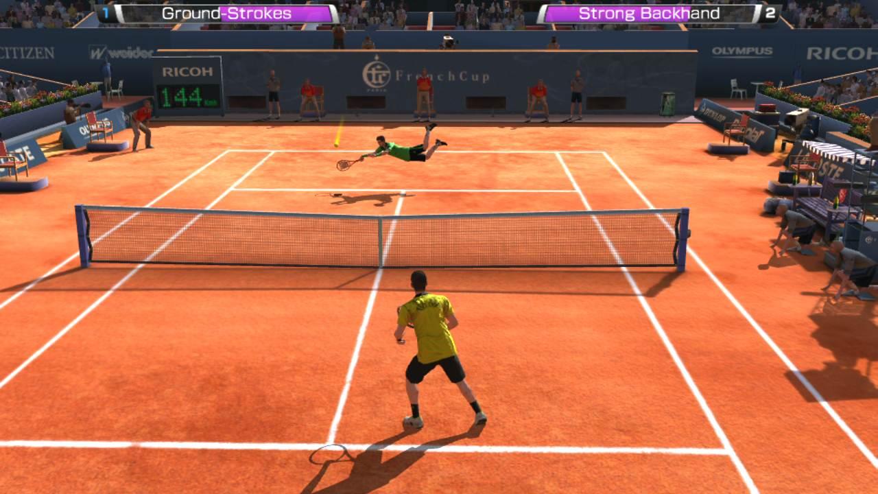 Скачать virtua tennis 4 торрент бесплатно на компьютер.