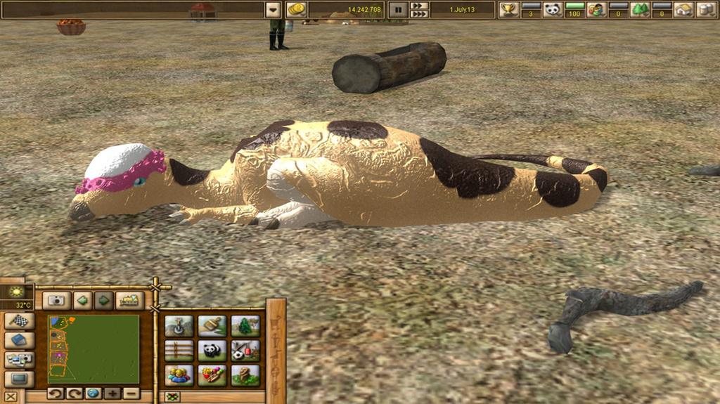 скачать игру Wildlife Park 2 Dino World - фото 10