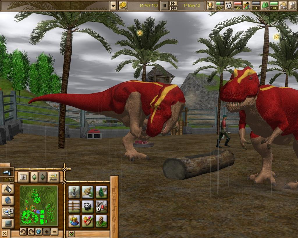 скачать игру Wildlife Park 2 Dino World - фото 5