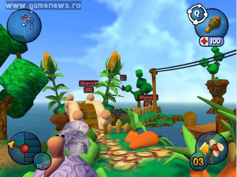Crack Worms 3D Pc